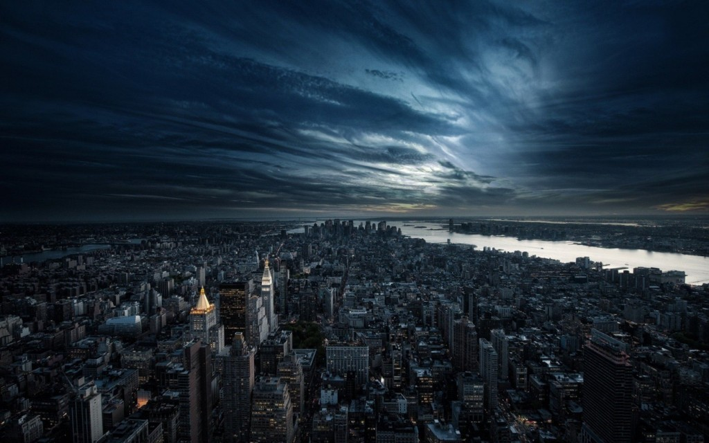 New-York-Dark
