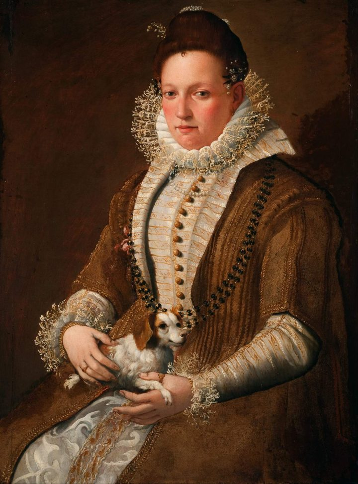 Lavinia_Fontana_-_Portrait_of_a_Lady_with_a_Dog_-_Google_Art_Project